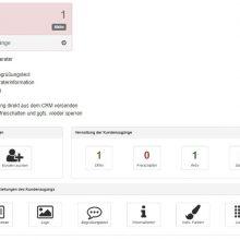 Kundenzugang – ermöglichen Sie Ihren Mandanten mit der Kunden-Web-App jederzeit einen Überblick über seine Verträge
